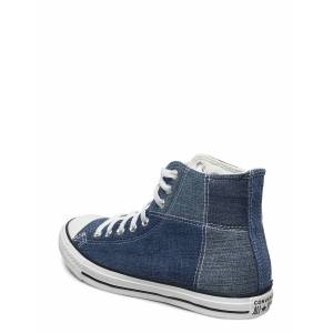 Converse Chuck Taylor All Star Hoge Sneakers Blauw CONVERSE