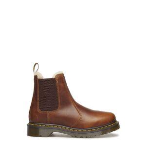 Dr. Martens 2976 Leonore Butterscotch Orleans Shoes Chelsea Boots Ankle Boots Ankle Boot - Flat Bruin DR. MARTENS