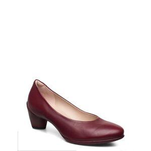 ECCO Sculptured 45 Shoes Heels Pumps Classic Rood ECCO