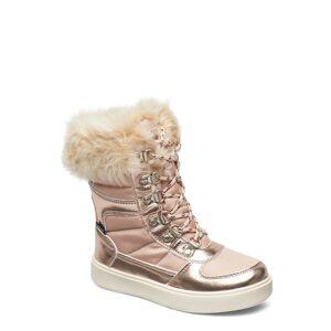 GULLIVER Boots Halfhoge Schoen Laars Goud GULLIVER