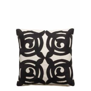 DAY HOME Artzy, Cushion Cover Hoes Zwart DAY HOME