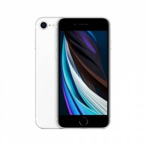 Apple Refurbished iPhone SE 64GB Wit (2020)