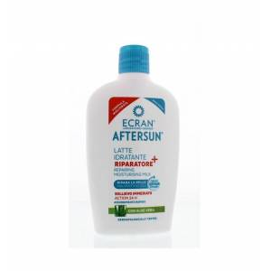 Ecran Aftersun melk hydraterend & kalmerend aloe 400 ml