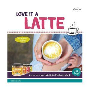 Terrasana Recepten boekje latte B2C 25 stuks