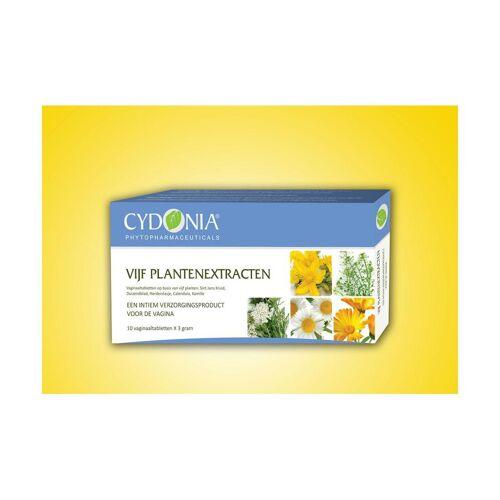 Cydonia Vijf plantenextractien intiem