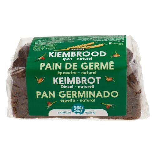 Terrasana Gekiemd speltbrood naturel 400 gram