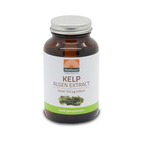Mattisson Kelp algenextract 150 mcg jodium