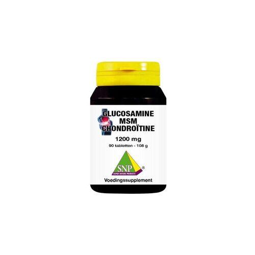 SNP Glucosamine MSM chondroitine