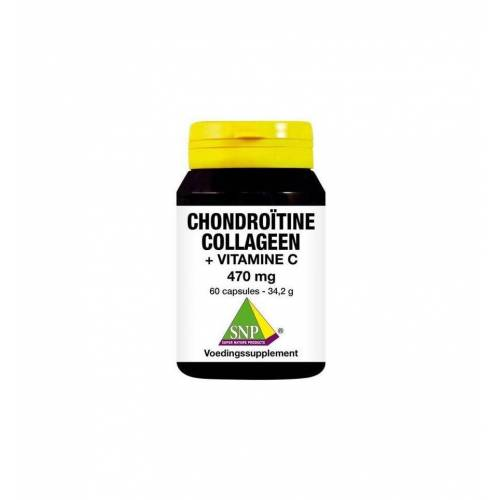 SNP Chondroitine collageen vitamine C 470 mg