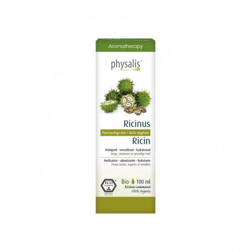Physalis Ricinus bio
