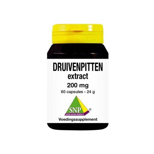SNP Druivenpitten extract 200 mg 60 capsules