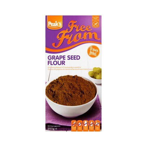 Peak`s Druivenpitmeel 250 gram