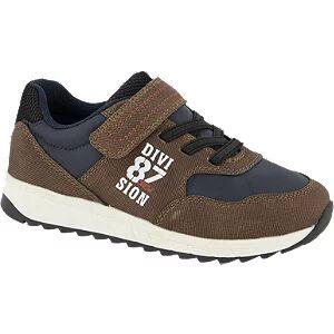 Bobbi-shoes Bruine sneaker Bobbi-Shoes maat 25