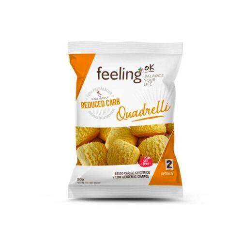Feeling Ok / Ciao Carb Feeling Ok Quadrelli Sinaasappel