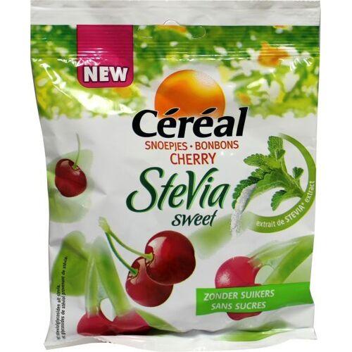 Céréal Cereal kersen snoepjes met Stevia