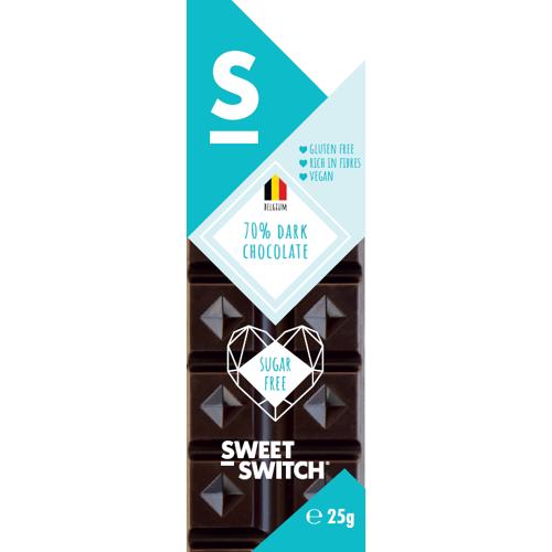 Sweet-Switch - 70% Pure Chocolade