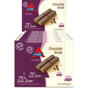 Atkins Chocolate Break Voordeelverpakking