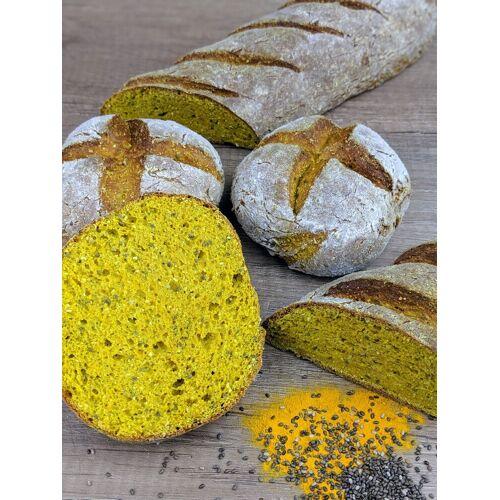 Adam's Brot Brötchen Chia-Curcuma (Broodjes)
