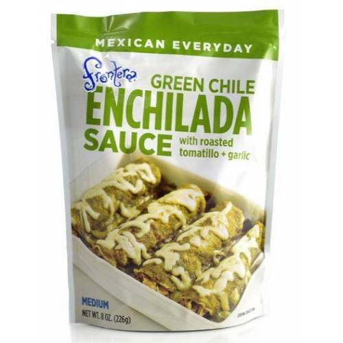 Frontera Enchilada Saus (Green Chile)