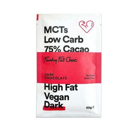 Funky Fat Choc (Keto Cacao) Funky Fat Choc - Dark (Keto Cacao)