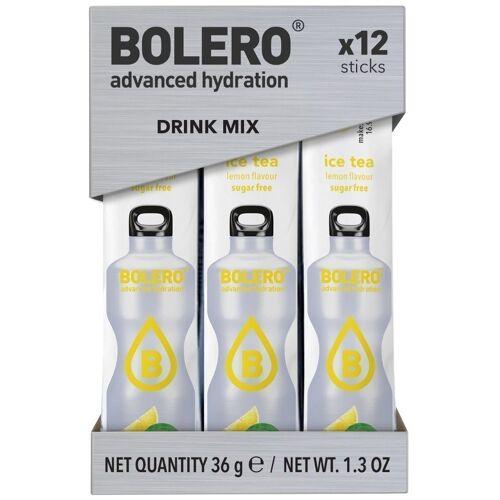 Bolero Sticks Ice Tea Lemon (12 sticks)