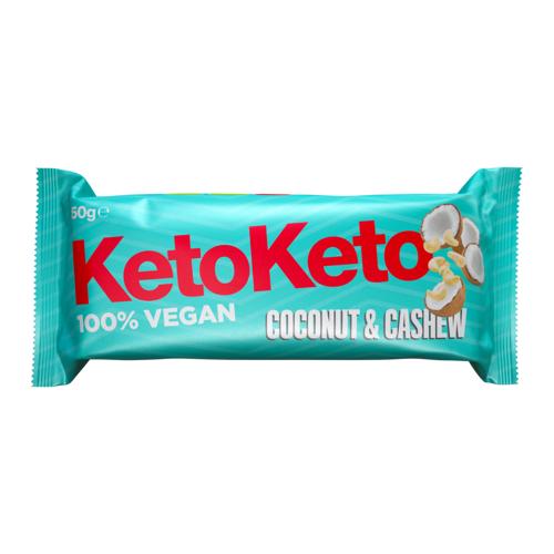 KetoKeto - Coconut & Cashew