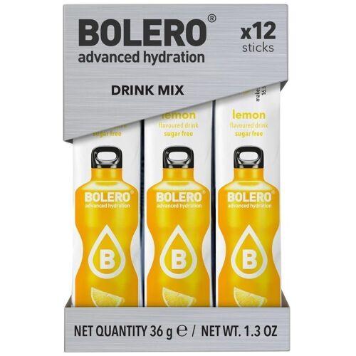 Bolero Sticks Lemon (12 sticks)