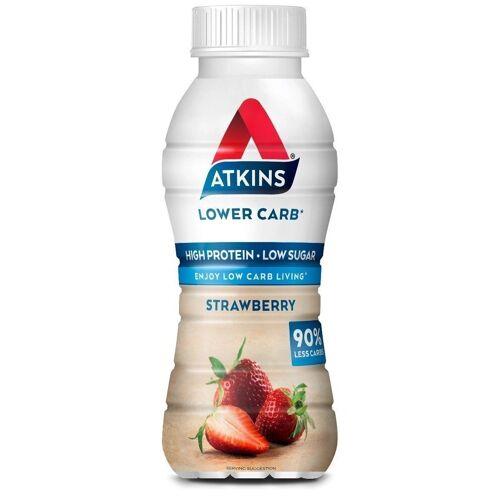 Atkins Advantage Shake Aardbeien Flesje