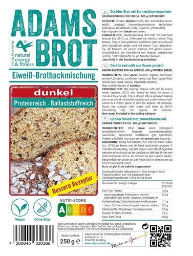 Adam's Brot Broodmix Donker 2.0 ...