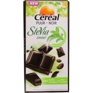 Céréal Chocolade Tablet Puur