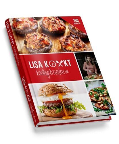 Lisa Kookt Koolhydraatarm (Boek)