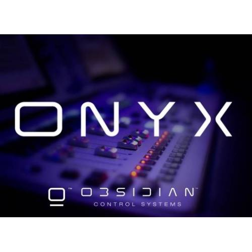 Obsidian ONYX for PC Live Software