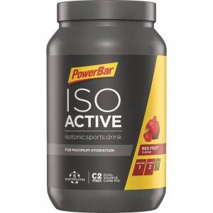 PowerBar Isoactive - Isotonic Sports Drink - 1320g - Red Fruitpunch