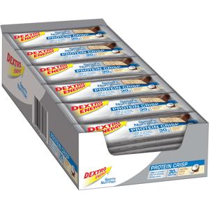 Dextro Energy Protein Crisp - 24x50g -Vanilla-Coco