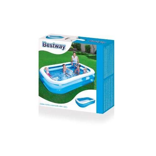 Zwembad Zwembad 2 Ring Familie - 269 X 175 X 51 Cm