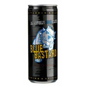 Blue Basterd Blue Bastard Energiedrink - 250 Ml