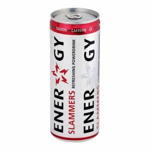 Slammers Slammers energiedrank 250 ml