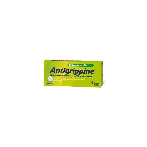 Antigrippine Antigrippine Tabletten - 20 Stuks