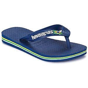 Havaianas  BRASIL LOGO  Schoenen  slippers  teenslippers  meisjes teenslippers kind