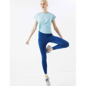 Marks & Spencer Go Move-fitnesslegging Blue Mix NL 44