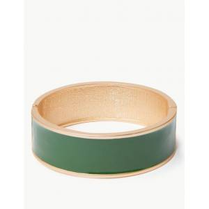 Marks & Spencer Smalle armband met scharnier Groen Mix One Size