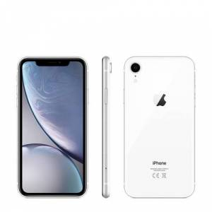 Apple iPhone Xr 128GB Wit  - Wit - Size: 000