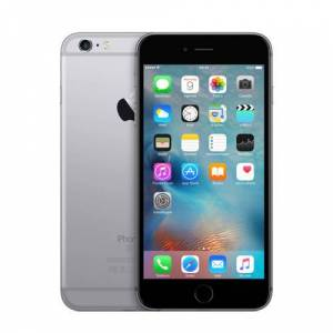 Apple 6S plus 128 GB grijs  - Grijs - Size: 000