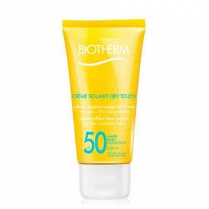 Biotherm Solaire Basic Creme Solaire SPF50 Dry Touch zonnebrand - 50 ml  - Size: 000
