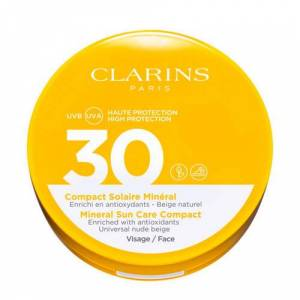 Clarins Mineral Sun Care Compact SPF30 - 15 ml  - Size: 000