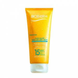 Biotherm Solaire Basic Fluide Solaire SPF15 zonnebrand - 200 ml  - Size: 000