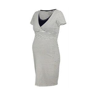 Noppies nachthemd Suzy wit/blauw  - Wit - Size: Extra Small