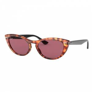 Ray-Ban zonnebril 0RB4314N  - Paars - Size: 54