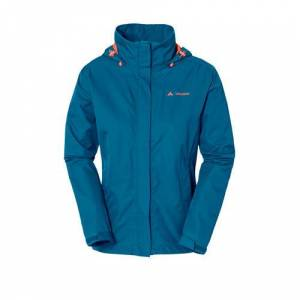 Vaude Escape Light regenjack blauw