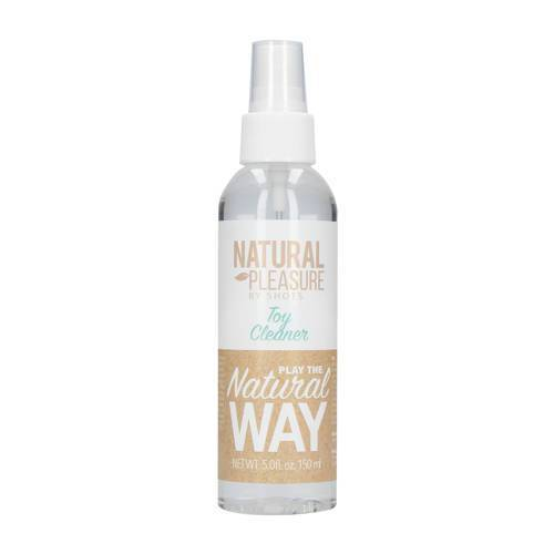 Natural Pleasure Natural toy cleaner - 150 ml